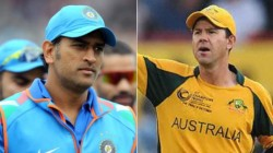 Dhoni Vs Ricky Ponting Shahid Afridi Picks Between Two Legends