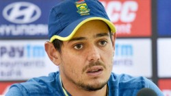 Quinton De Kock Not Keen On South Africa Test Captaincy Because Of Pressure