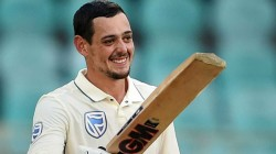 Quinton De Kock Named South African Cricketer Of The Year
