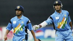 Sachin Tendulkar Never Took Striker S End Reveals Sourav Ganguly