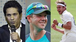 Out On A Mission Sachin Tendulkar Ricky Ponting Congratulate Stuart Broad On Joining The 500 Club