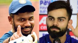 Every Youngster Should Follow The Virat Kohli Model Of Discipline Says Sanju Samson