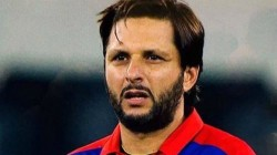 Shahid Afridi Says Indian Players Ask For Forgiveness After Losing To Pakistan