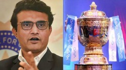 Ipl In India First Priority Don T Want 2020 To Finish Without An Ipl Ganguly