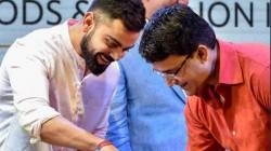 On Sourav Ganguly S Birthday Sachin Tendulkar Virat Kohli Lead Wishes