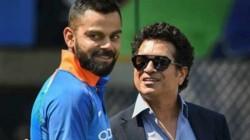 Virat Kohli Reveals How Sachin Helped Him Turnaround His Career After Disastrous Tour To England