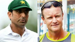 Younis Khan Put Knife To The Thorat Of Batting Coach Grant Flower