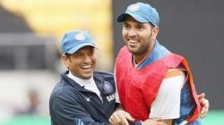 Sachin Tendulkar Words Changed Yuvraj Singh S Career