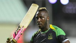 Cpl 2020 Andre Russell Struggling With The Bat