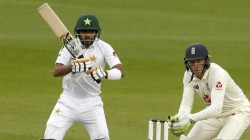 Eng Vs Pak Babar Azam Got Out Without Scoring A Run In 2nd Day