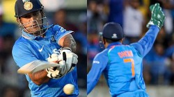 Bcci To Retire Ms Dhoni S Number Seven Jersey Players Fans Urges