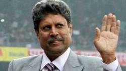 First World Cup Winning Captain Kapil Dev