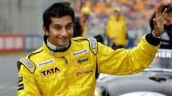 Narain Karthikeyan First Fornula One Driver From India