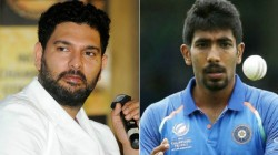 Your Target Is 400 Yuvraj Singh Lays Down Challenge For Jasprit Bumrah