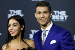 Cristiano Ronaldo Gifts An Expensive Engagement Ring To Georgina Rodriguez