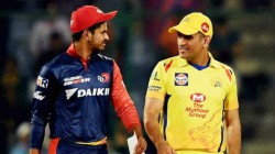 Csk Vs Dc Match Csk Bowlers Up Against Explosive Of Dc Batting