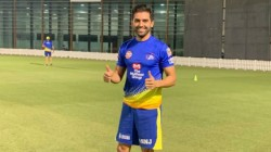 Ipl 2020 Deepak Chahar Back In Training For Csk After Recovering From Coronavirus