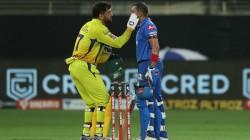 Ipl 2020 Dhoni Speed Reflex Against Delhi Gets The Wicket Of Prithvi Shaw