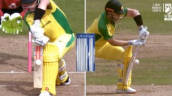 Eng Vs Aus 2nd T20 England Drs For Aaron Finch Trolled By Fans