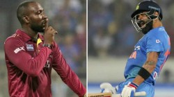 What Kesrick Williams Told To Virat Kohli In 2019 Tour