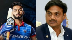 Rishabh Pant Copied Dhoni Says Msk Prasad