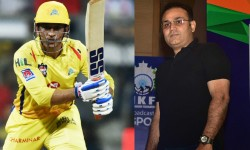 Csk Wanted Sehwag But They Ended Up With Dhoni Says S Badrinath