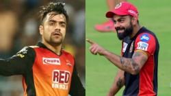 Ipl 2020 Bowling To Virat Kohli Is Proud Moment Says Rashid Khan