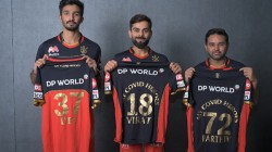Ipl 2020 Rcb To Wear My Covid Heroes Jersey