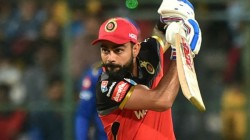 Intensity Of Rcb Won T Drop Because Of No Crowd Virat Kohli Says