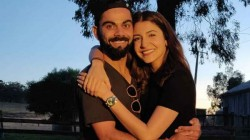 Virat Kohli S Adorable Gesture For Anushka Sharma That Winning Hearts