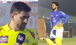 Ipl 2020 Csk Skipper Dhoni Talks About Ruturaj Batting Against Rcb
