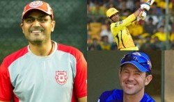 Ipl 2020 Ponting Followed Dhoni On Not Giving Chances To Youths Without Spark