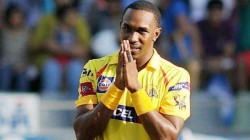 Ipl 2021 Former Cricketers Slam Dwayne Bravo For Backing Up Too Far In Match Against Rr