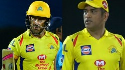 Ipl 2020 Csk Vs Kkr Faf Du Plessis Dropped From Csk