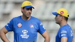 Ipl 2021 Stephen Fleming Lauds Captain Ms Dhoni Relationship With Cks