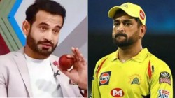 Ipl 2020 Csk Irfan Pathan Mentioned Dhoni S Age After Csk Loss