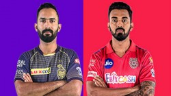 Ipl 2020 Kkr Vs Kxip Punjab Chose To Bowl First
