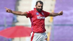 Ipl 2020 Kkr Vs Kxip Mohammed Shami Took 2 Wickets In One Over