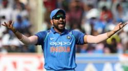 India Vs Australia Rohit Sharma Started Practicing Non Stop
