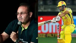 Csk Batsmen Treat Franchise As Government Job Virender Sehwag Takes Another Dig