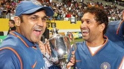 The One Who Only Dealt In 4s And 6s While Batting Turns 42 Sachin Wishes Sehwag