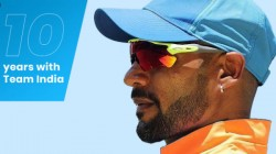 There Has Been No Greater Honour Dhawan Completing 10 Years With Indian Team