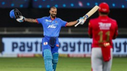 Not Afraid To Get Out Shikhar Dhawan Says
