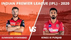 Ipl 2020 Kxip Vs Srh Srh Won Toss And Asks Kxip To Bat First