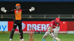 Ipl 2020 Kxip Vs Srh Kxip Registered Lowest Total In Dubai
