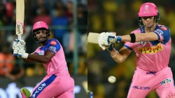 Ipl 2020 Rcb Vs Rr Why Steve Smith And Sanju Samson Losing Wickets Early