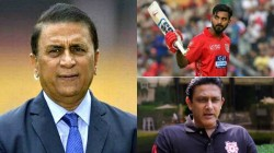 Sunil Gavaskar Says Kl Rahul S Growth In Captaincy Anil Kumble S Fighting Spirit Inspiring Kxip