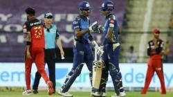 Virat Kohli Says Mumbai Indians Stopped Rcb 20 Runs Short