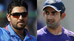 Yuvraj Singh Leads Wishes On Gautam Gambhir S Birthday And Asks Cake