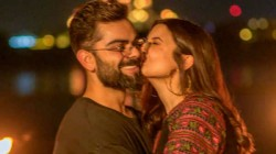 Anushka Sharma Shared Some Of Loved Up Pictures With Virat Kohli
